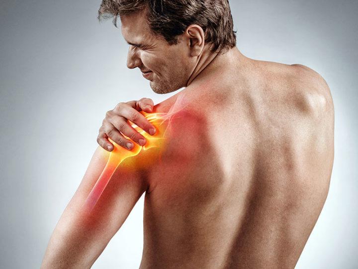 Dolore e difficoltà di movimento della spalla